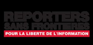 Logo de Reporters sans frontières