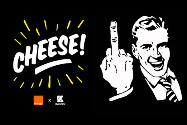 Logo Konbini Cheese