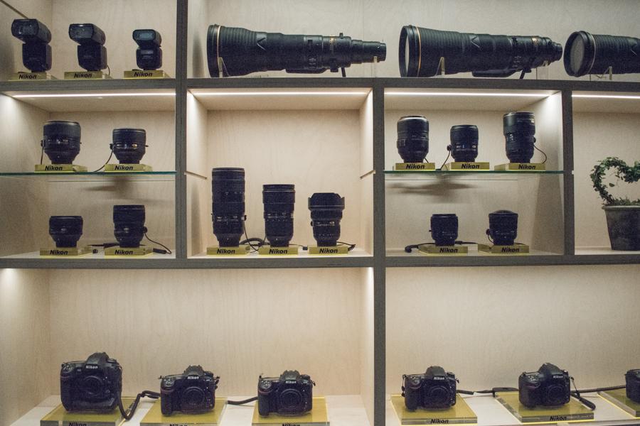 Line Up Nikon