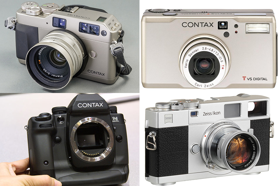 Last_Contax_Zeiss_Cameras