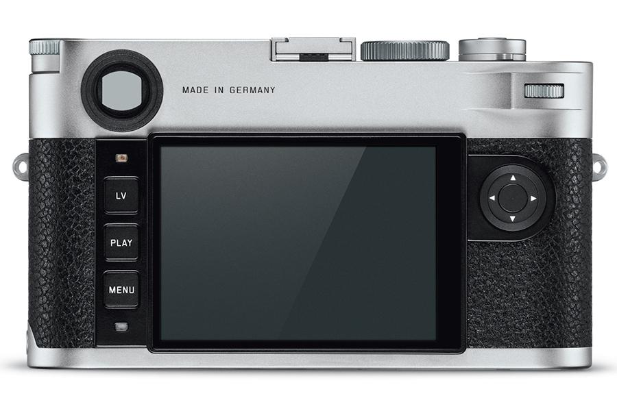 Leica M10-P Back