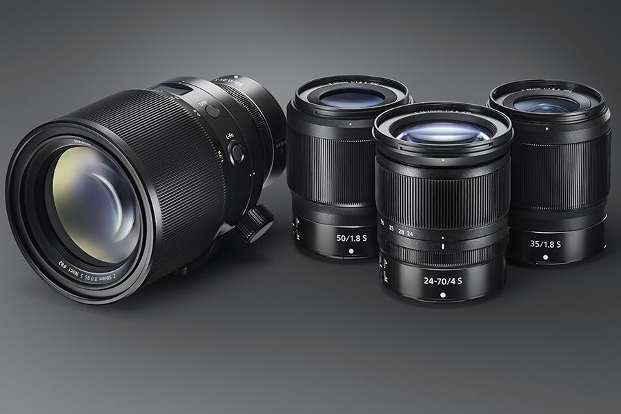 Nikon_SLenses_First_Lineup