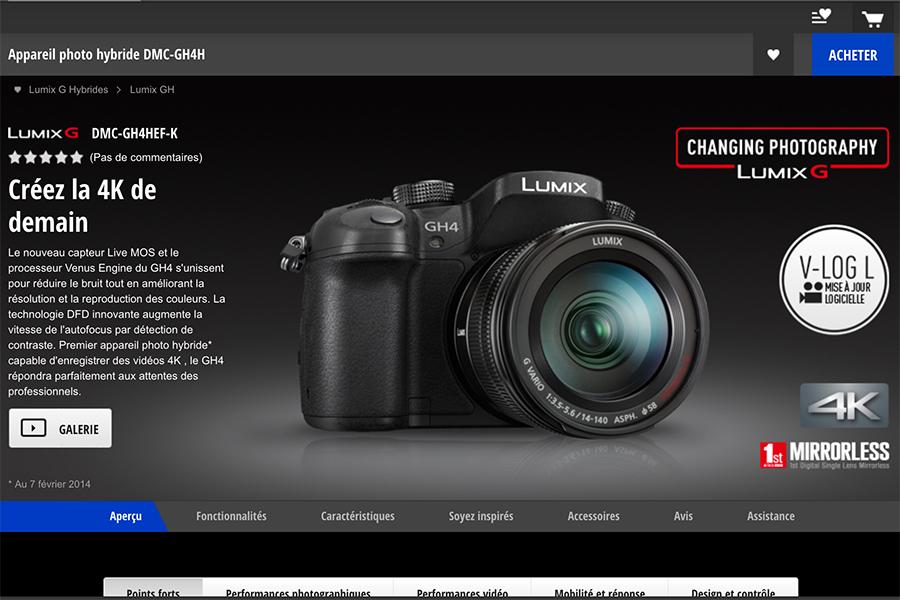 Un hybride 24 x 36 mm signé Panasonic : une folle rumeur    pas si