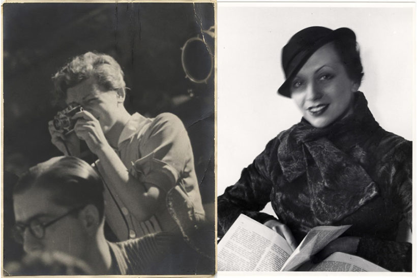 Portraits Gerda Taro