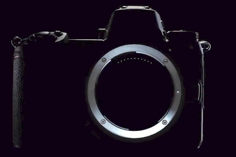 Vignette Nikon Z